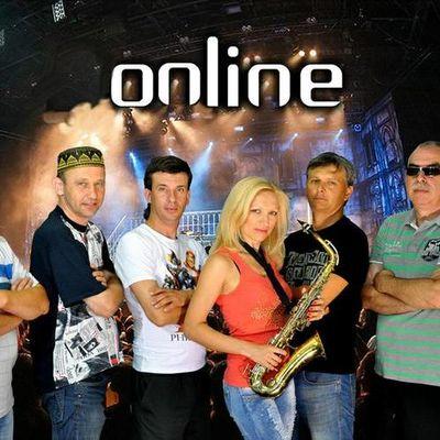 """""""ONLINE"""" - Музыкальная группа , Днепр,  Кавер группа, Днепр"""