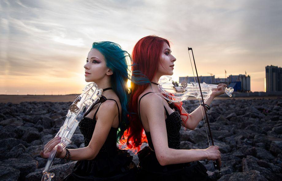 Ice & Fire - Музыкальная группа Музыкант-инструменталист  - Санкт-Петербург - Санкт-Петербург photo