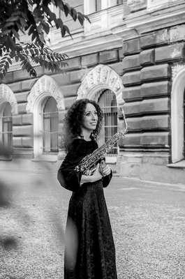 Svitlana Legka - Музыкант-инструменталист , Одесса,  Саксофонист, Одесса