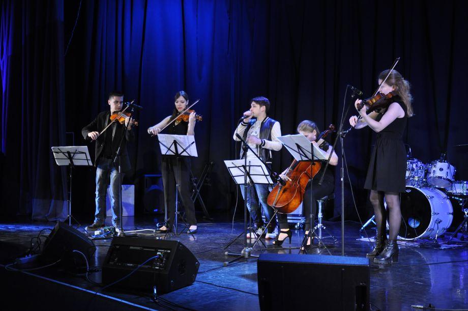 BEAT&BOWS - Музыкальная группа Ансамбль  - Москва - Московская область photo