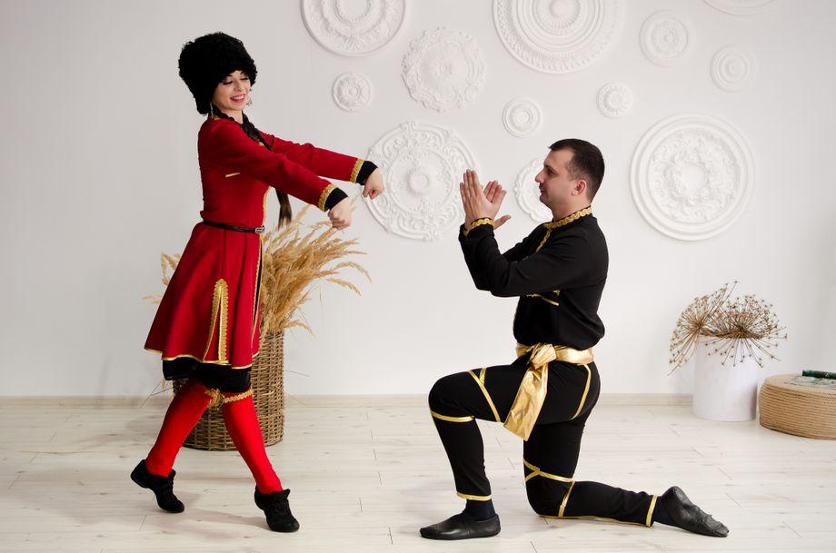 Грузинские танцы - Танцор  - Винница - Винницкая область photo