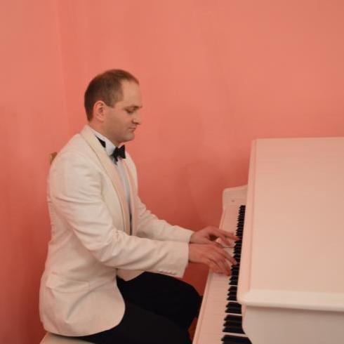 Николай Джуфер - Музыкант-инструменталист , Киев,  Пианист, Киев