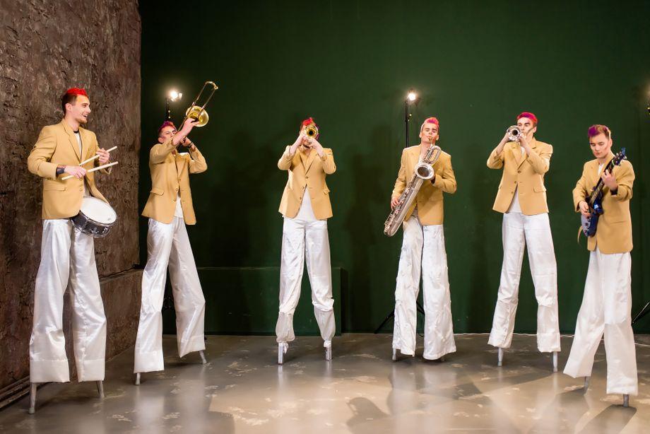 SBA Production - Музыкальная группа Оригинальный жанр или шоу  - Киев - Киевская область photo