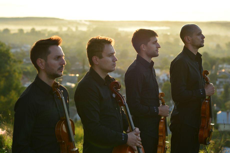 ATTESO String Quartet - Музыкальная группа Ансамбль Музыкант-инструменталист  - Львов - Львовская область photo