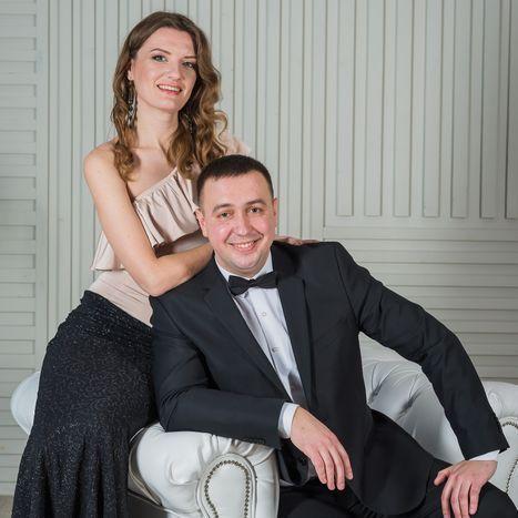 Закажите выступление Дуэт ведущих Иван и Оксана на свое мероприятие в Киев