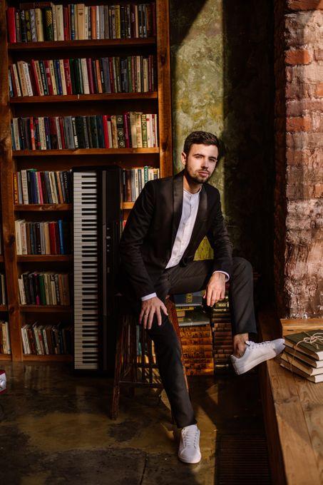 Pianosax Music Project - Музыкальная группа Ансамбль Музыкант-инструменталист Организация праздничного банкета  - Киев - Киевская область photo