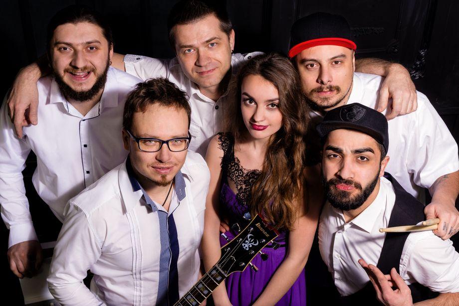 Up And Up - Музыкальная группа  - Киев - Киевская область photo
