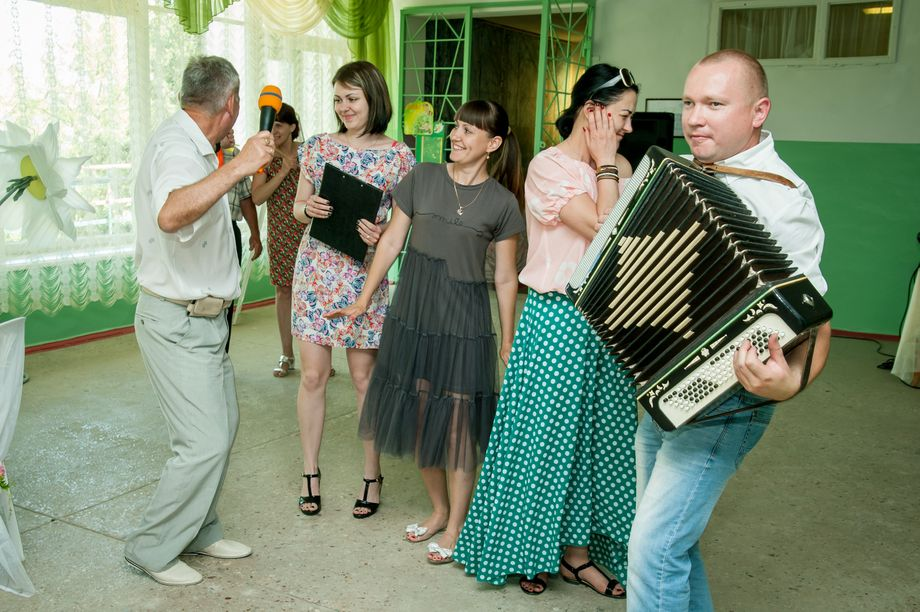 Михаил Светлов - Ведущий или тамада Музыкант-инструменталист  - Мелитополь - Запорожская область photo