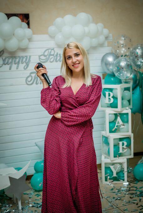Юлия Бочарь - Ведущий или тамада Организация праздников под ключ  - Днепр - Днепропетровская область photo