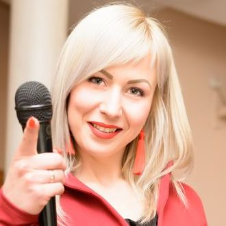 Закажите выступление Юлия Бондарь на свое мероприятие в Харьков