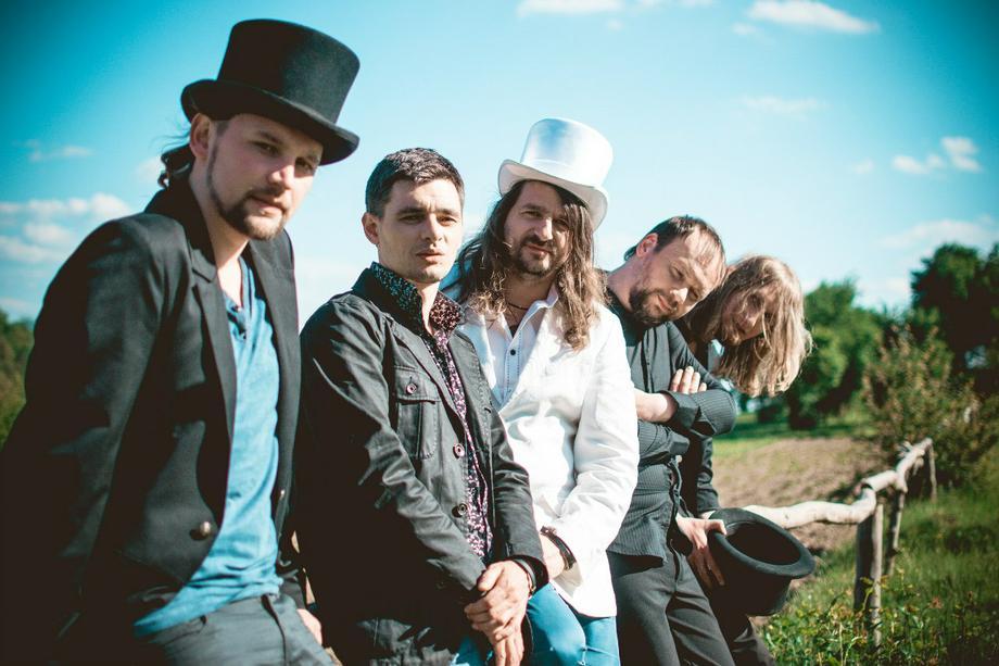 фольк-рок гурт Rock-H / Рокаш - Музыкальная группа  - Львов - Львовская область photo