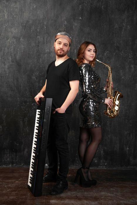 Deluxe Duo - Музыкант-инструменталист , Киев,  Саксофонист, Киев Пианист, Киев
