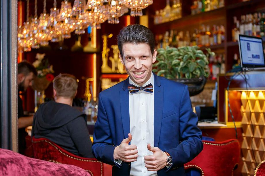 Иван Мелашенко - Ведущий или тамада Комик Прокат звука и света  - Киев - Киевская область photo