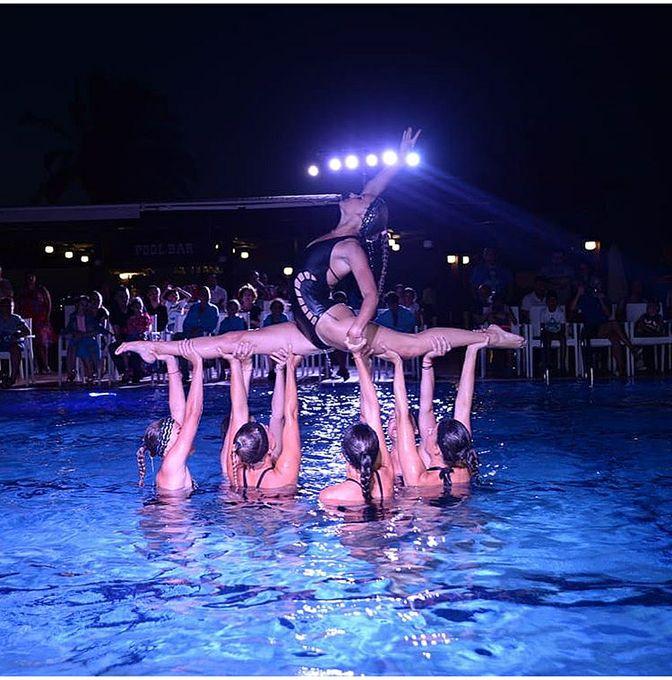 Шоу балет на воде Mermaids -  - Киев - Киевская область photo