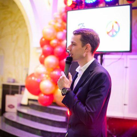 Закажите выступление Антон Федоренко на свое мероприятие в Днепр