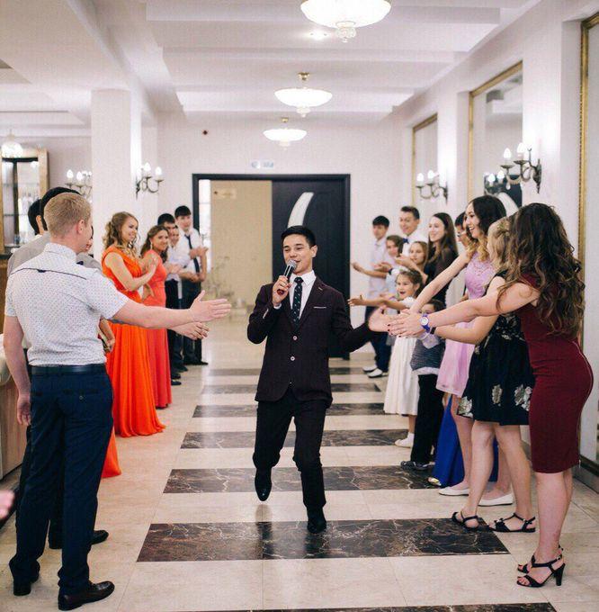 Роберт Шэйх - Ведущий или тамада  - Москва - Московская область photo