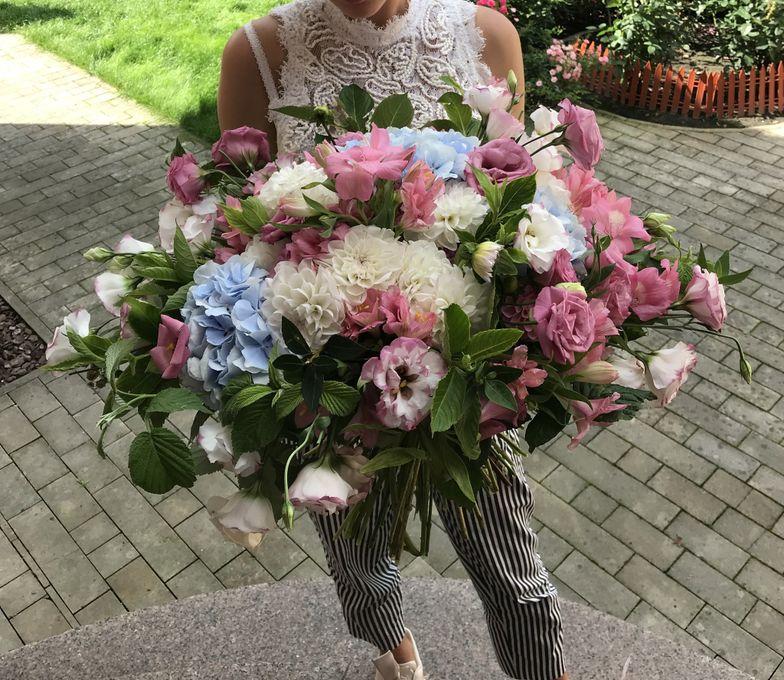 MUR AMOUR FLOWERS - Декорирование Свадебная флористика  - Киев - Киевская область photo