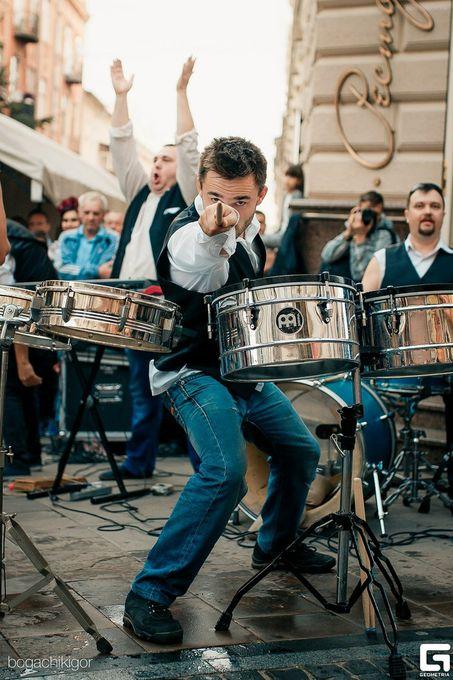 LIVE DRUMS - Музыкальная группа Ансамбль Музыкант-инструменталист  - Киев - Киевская область photo