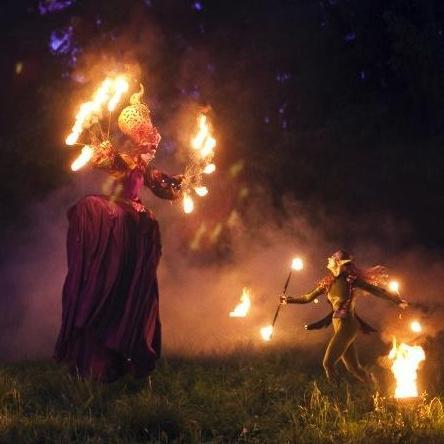 Закажите выступление Театр огненных легенд Salamandra  на свое мероприятие в Москва