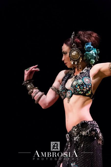 Мари Калиновская - Танцор  - Киев - Киевская область photo