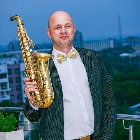 Вячеслав Кучеренко - Музыкант-инструменталист , Харьков,