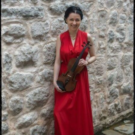 Kira Pogudina - Музыкант-инструменталист , Кривой Рог,  Скрипач, Кривой Рог