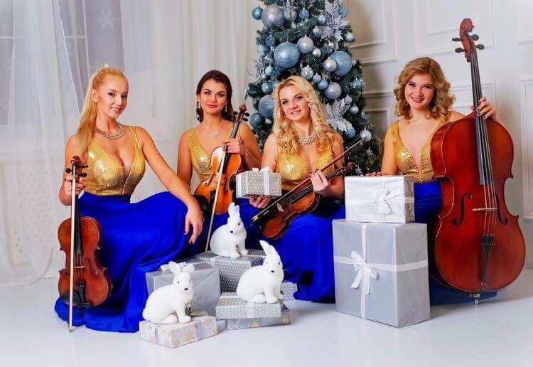 Струнный квартет Crystal Classic - Ансамбль  - Киев - Киевская область photo