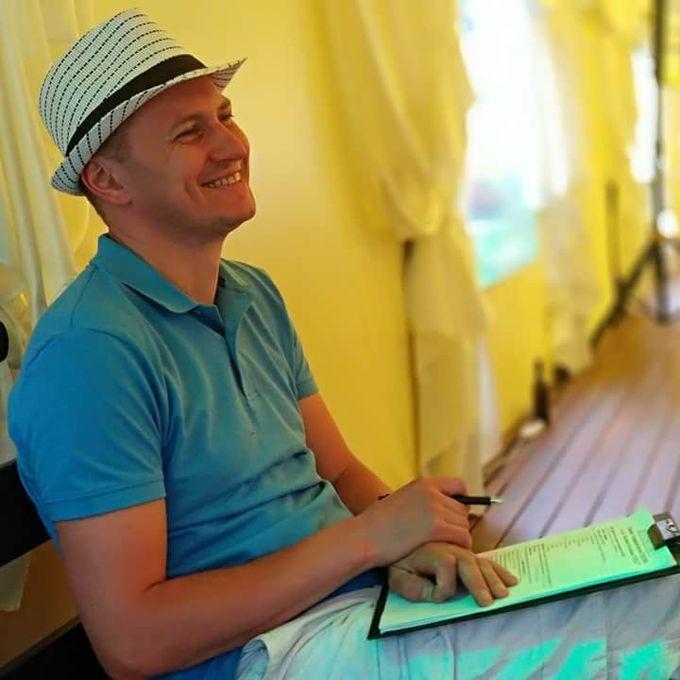 Сергей Коновалюк - Ведущий или тамада Организация праздников под ключ  - Киев - Киевская область photo