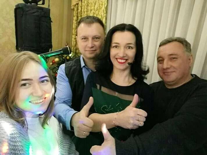 Сергей и Наталия Тищенко - Ведущий или тамада Певец  - Днепр - Днепропетровская область photo