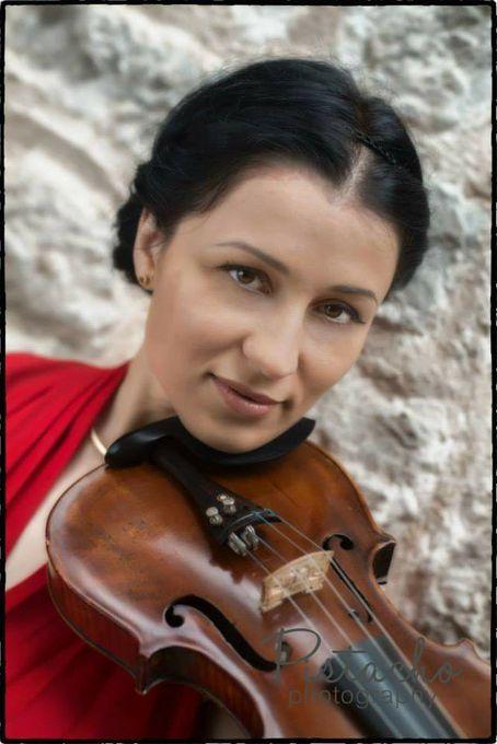 Kira Pogudina - Музыкант-инструменталист  - Кривой Рог - Днепропетровская область photo