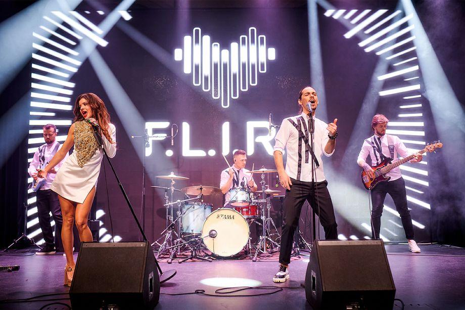 F.L.I.R.T. - Музыкальная группа Ансамбль Музыкант-инструменталист Певец  - Киев - Киевская область photo