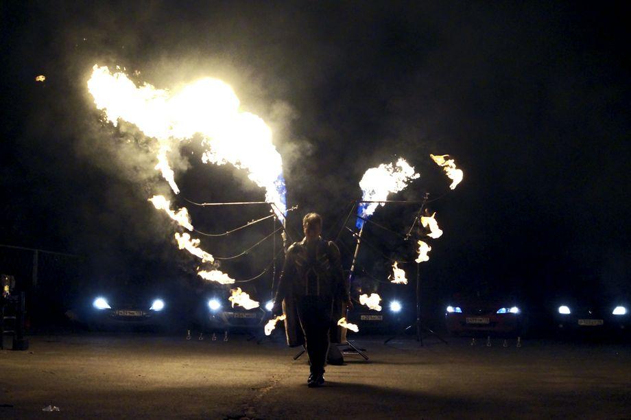 Fantom show - Оригинальный жанр или шоу  - Санкт-Петербург - Санкт-Петербург photo