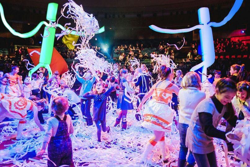 Театр бумажное шоу Игоря Романова - Клоун  - Москва - Московская область photo