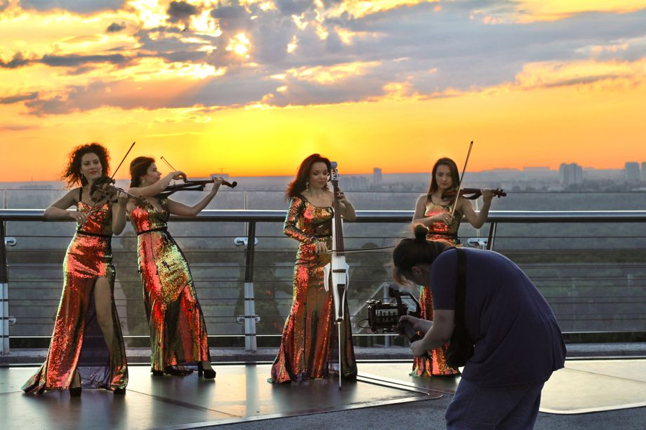 Asturia - электронный струнный квартет - Музыкальная группа Ансамбль Музыкант-инструменталист  - Киев - Киевская область photo