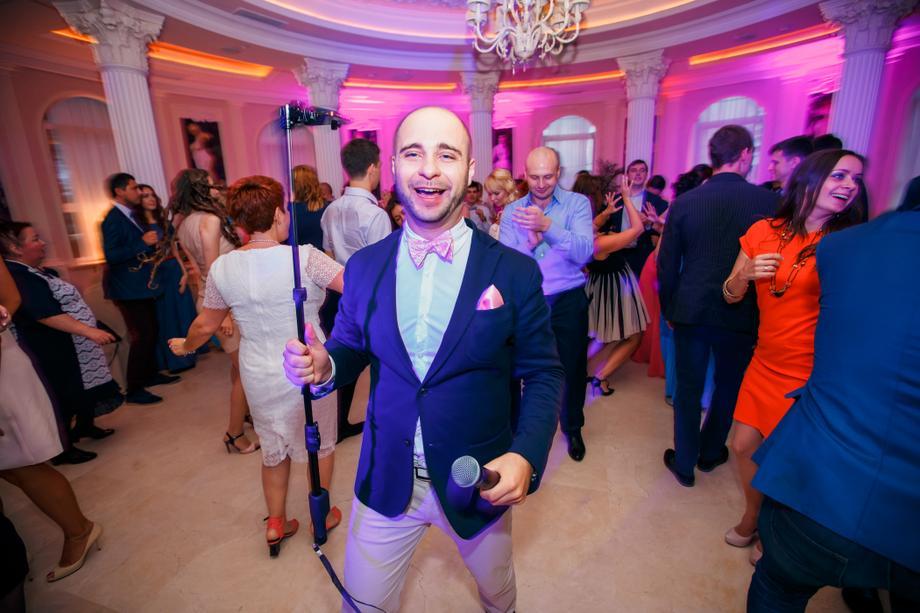 Ведущий Евгений Захаров - Ведущий или тамада  - Москва - Московская область photo