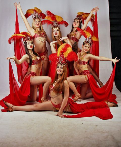 Шоу-балет AmpluA - Танцор , Харьков,
