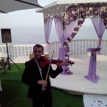 Георгий Соколов - Музыкант-инструменталист , Одесса,  Скрипач, Одесса