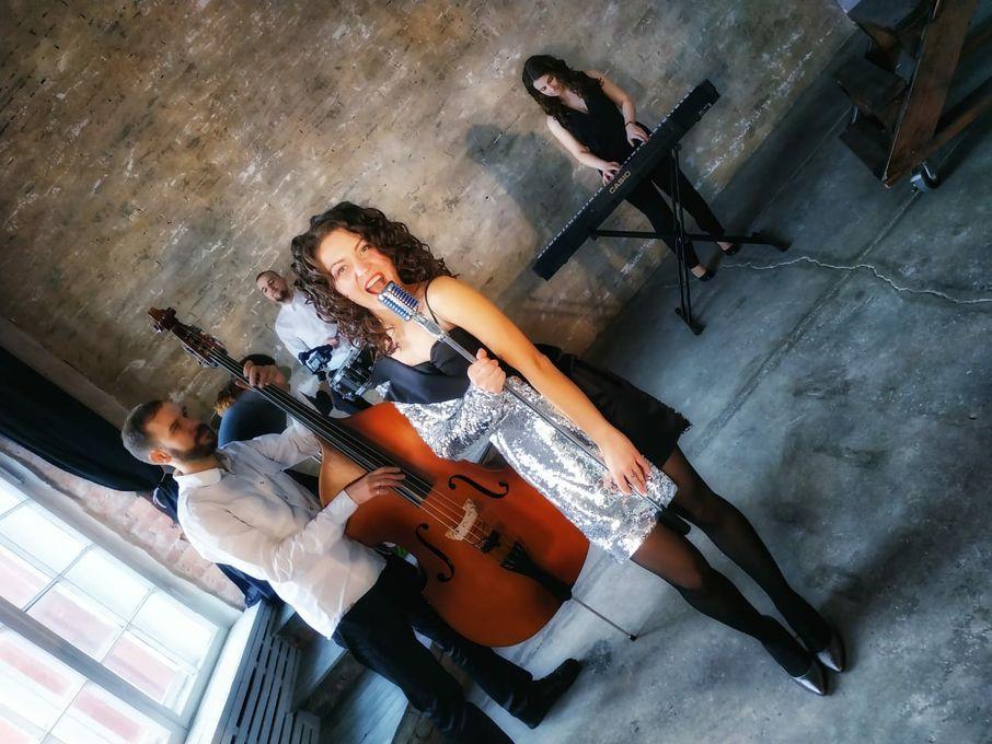 Jazz Friends - Музыкальная группа Оригинальный жанр или шоу  - Санкт-Петербург - Санкт-Петербург photo