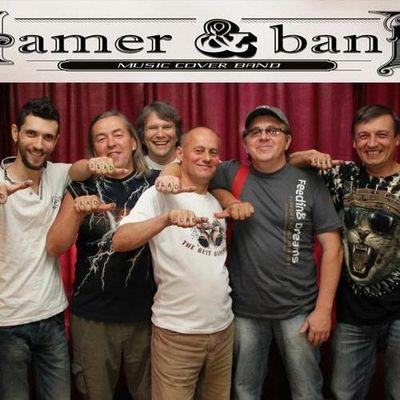 Закажите выступление Hamer&band на свое мероприятие в Киев