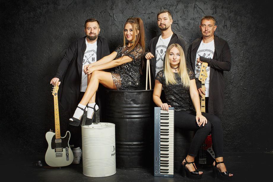 Кавер-группа BRAINS ON HOLIDAYS - Музыкальная группа  - Кременчуг - Полтавская область photo