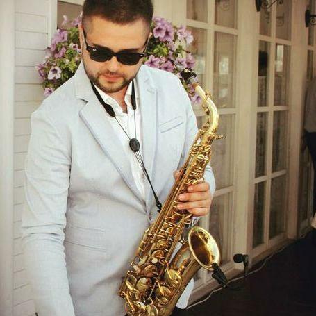 Станислав Листопад (саксофонист, ведущий, шоумен) - Музыкант-инструменталист , Киев,  Саксофонист, Киев