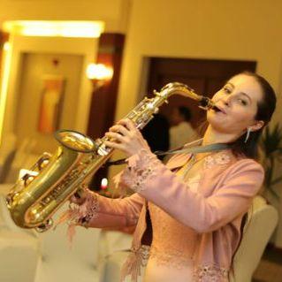 Анна - Музыкант-инструменталист , Днепр,  Саксофонист, Днепр