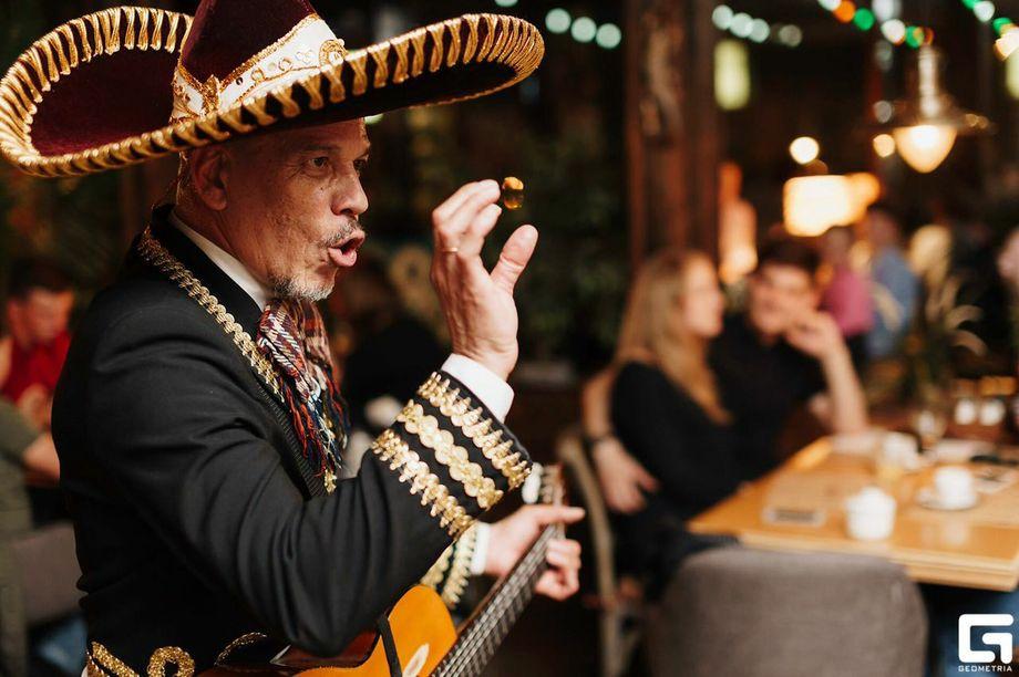Mariachi mexicano - Музыкальная группа Певец  - Москва - Московская область photo