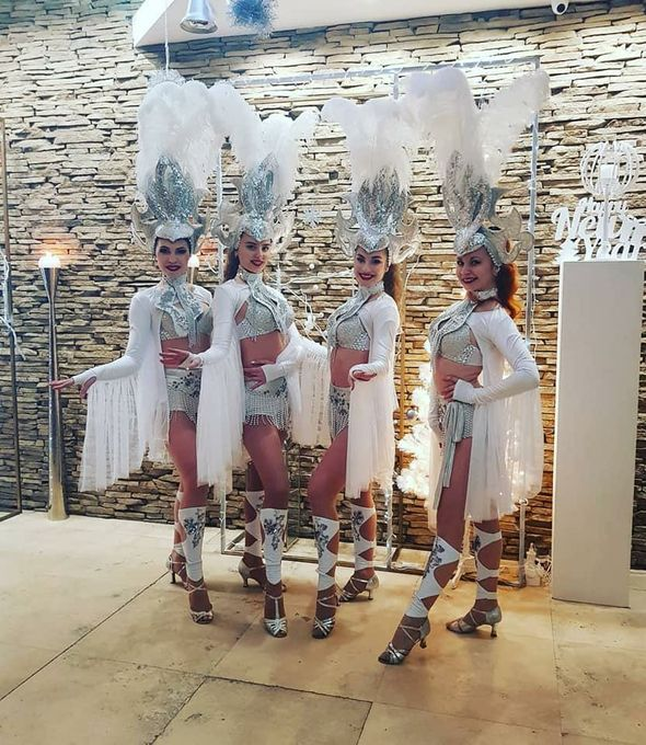 Шоу-балет Карамель - Ансамбль Танцор Пародист  - Днепр - Днепропетровская область photo