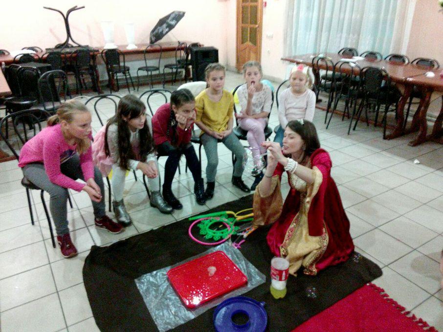 Виктория - Аниматор Организация праздников под ключ  - Васильков - Киевская область photo