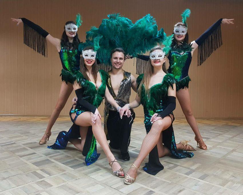 Show ballet SunRise - Танцор  - Киев - Киевская область photo
