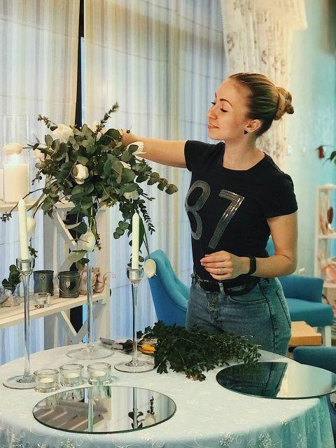 """Закажите выступление Студия декора и флористики """"Conffeti"""" на свое мероприятие в Каменское"""