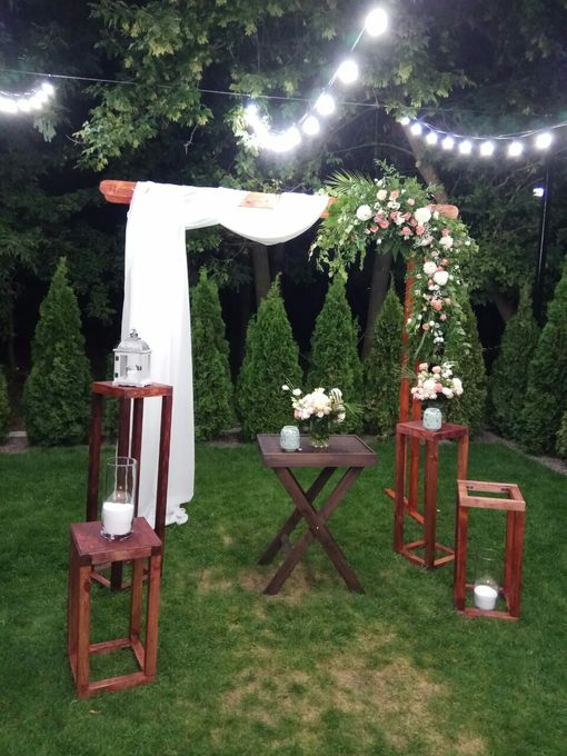 Polmar_decor - Декорирование Свадебная флористика  - Киев - Киевская область photo