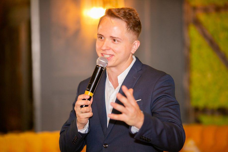 Стас Шалаевский - Ведущий или тамада Организация праздников под ключ  - Москва - Московская область photo