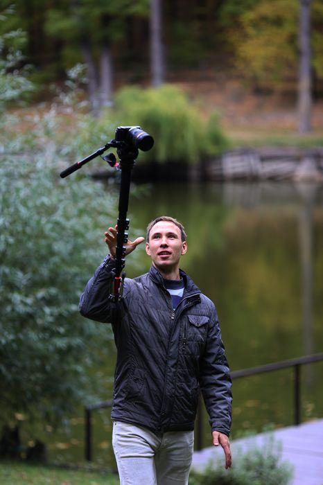 Закажите выступление Видеограф Денис Лазаренко на свое мероприятие в Харьков